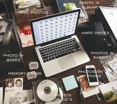 Getting Started: One Year to More Organized Photos - simple as that
