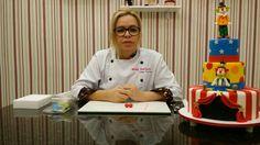 Tem vídeo aula novo no Youtube! Corre lá e se inscreva em nosso canal Mirella Rodrigues Cake Factory