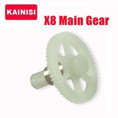 $1.55 (Buy here: https://alitems.com/g/1e8d114494ebda23ff8b16525dc3e8/?i=5&ulp=https%3A%2F%2Fwww.aliexpress.com%2Fitem%2F4-pcs-Original-Syma-X8-X8C-X8W-X8G-in-RC-Helicopters-parts-Accessories-Main-Gear-RC%2F32634322718.html ) 4 pcs Original Syma X8 X8C X8W X8G in RC Helicopters parts & Accessories Main Gear RC Helicopters RC Ariplane parts for just $1.55