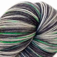 Image of Big City Green - Variegated Sock Yarn