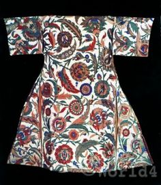 Brocade, Turkey or Central Asia, exhibited Munich 1910 (not necessarily this picture but something like it)