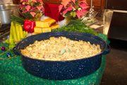 Chef John Folse's Holiday Cornbread Dressing http://www.jfolse.com/recipes/breads/breads14.htm