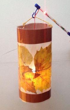 15 diverse Last minute Sint Maarten lampionnen - Mamaliefde Autumn Crafts, Nature Crafts, Diy For Kids, Crafts For Kids, 4 Kids, 3d Puzzel, Lantern Craft, Rolled Paper Art, Kindergarten Art Projects