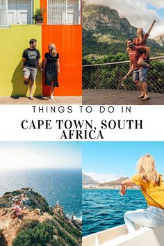 Cape Town has so much to offer and is especially popular among international travelers. Here is my top things to do in Cape Town, South Africa. Stuff To Do, Things To Do, Africa Travel, Cape Town, South Africa, Hiking, African, Popular, Beach