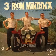 Sixteen Tons - The 3 Young Men From Montana from Folk Song Favorites