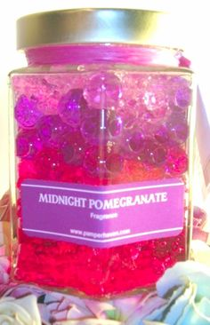 Midnight Pomegranate Luxury Home Scents Strong by Pamperhaven, £12.50