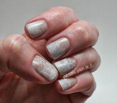 Put some Polish on It: sparkling snow