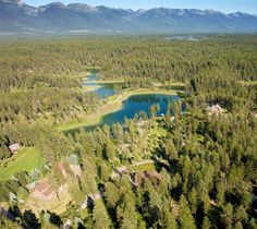 Mystic Mountain Retreat sitting on 15 pristine acres of lu. by Kalli Bigfork Montana, Mystic Mountain, Acre, River, Vacation, Touch, Image, Outdoor, Outdoors