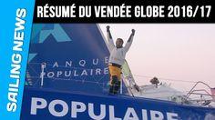 Vendée Globe 2016/2017 résumé
