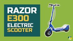Razor Electric Scooter Ride [Best Electric Scooter Ever] Razor Electric Scooter, Electric Power, Public Transport, Deck, Larger, Traveling, Frame, Viajes, Picture Frame