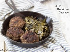 It can be tough to find a full autoimmune protocol friendly sausage recipe. Nightshade spices are very common, but even more so are the many seed-based spices that many people with autoimmune disease are sensitive to. I developed this sausage recipe to provide a healthy, high-protein breakfast for even those following the strictest version of …Read More