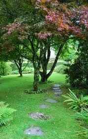woodland gardens - Google Search pretty orchard