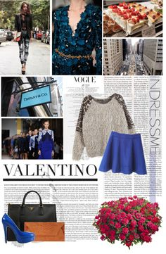 """Valentino"" by maissy ❤ liked on Polyvore"