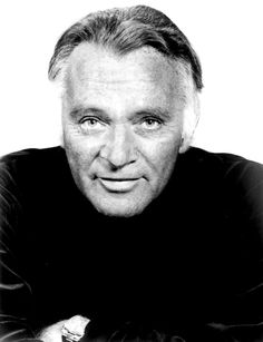 Richard Burton (born in Pontrhydyfen (Wales) on November 10, 1925 – died in Céligny (Switzerland) on August 5, 1984)