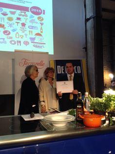 premio Touring Club Italia all'Albergo Diffuso Sotto le Stelle