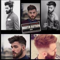 https://m.facebook.com/EsteticaMartinButron. Haircut corte de cabello de hombre y niño!!