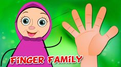 Misha Finger Family | Finger Family Songs | Finger Family  | Finger Fami...