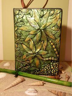 "Notebook ""KARIBIK"" Notebooks, Etsy, Vintage, Art, Caribbean, Craft Gifts, Schmuck, Art Background, Kunst"