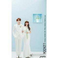 A Sneak Peek Pre-wedding Lalisa Manoban and Jeon Jungkook by llabelles photograph