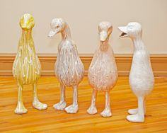 Paper Mache Duck Forms - Bing Images