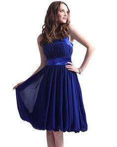 Vampal Royal Blue Chiffon Halter Neck Bridesmaid Dresses With Bubble Hem 6 Royal Blue Vampal http://www.amazon.com/dp/B012T6E8HS/ref=cm_sw_r_pi_dp_X74Vvb1X93V6M