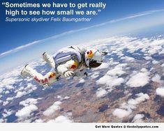 Felix Baumgartner – Sometimes