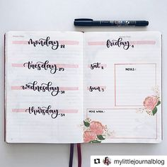 Instagram Post by Bullet Journal Inspire  (@bujoinspire) | WEBSTA - Instagram Analytics