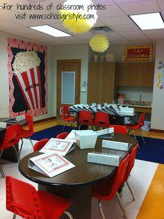 Hollywood Theme Classroom | Hollywood Classroom theme Schoolgirl Style2