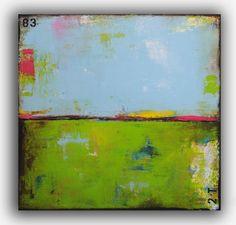 Original Painting Abstract by erinashleyart on Etsy: