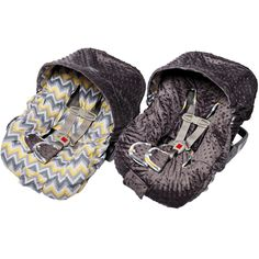 Baby Ritzy Rider™ Infant Car Seat Cover - Itzy Ritzy | Stylish Accessories for Moms and Babies