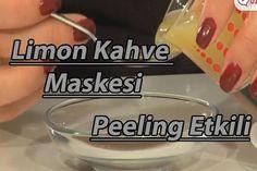 Bu maske için taze limon suyuna ve türk kahvesine ihtiyacımız var. 1 tatlı kaşıgı türk kahvesi Yaklaşık 1.5 tatlı kasıgı taze limon suyu Kahveyi seçmemizin nedeni kafein sebebi ile ciltte dolaşımı …