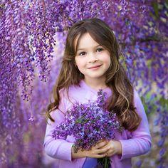 Gorgeous Children Portrait Photography by Diana Aleksandrovich