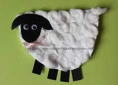Image result for pinterest early years craft activities sheep