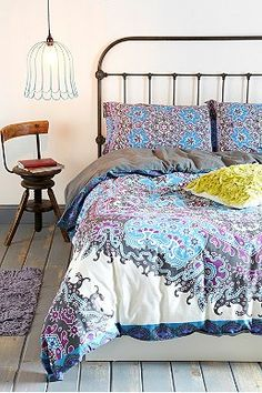 Magical Thinking Medallion Duvet Cover Bohemian Room Urban Outers