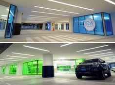 RSM Design Environmental Experiential Architectural Graphic Design Real Plaza Salaverry Parking Garage Identity Levels