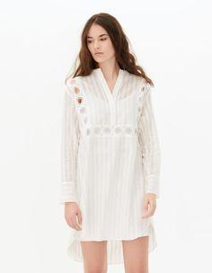 Los 9 vestidos blancos de la temporada (via Bloglovin.com )