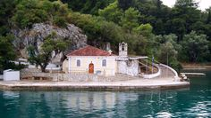 Lefkada (Nydri-Agia Kyriaki church)