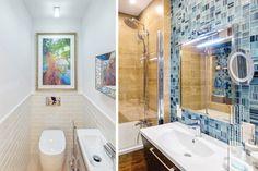 Квартира в Красногорске 140 кв.м • микрорайон Павшинская пойма • ванная комната