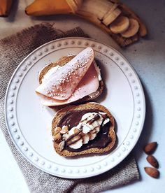 Toast Lovers Breakfast Toast, Almond Butter, French Toast, Turkey, Lovers, Ethnic Recipes, Food, Turkey Country, Essen