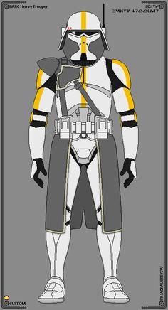 Image result for 227th clone legion