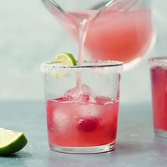 Holiday Drinks, Summer Drinks, Fun Drinks, Spring Cocktails, Beverages, Refreshing Cocktails, Cranberry Margarita, Cranberry Cocktail, Pineapple Cocktail