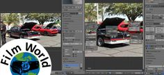Learn how to stabilise video footage in Blender
