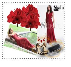 """""""SHEINSIDE II-3"""" by selma-sejmenovic ❤ liked on Polyvore featuring Laura Cole"""