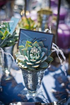 Inspiration to Reality: Lake Tahoe Wedding Inspiration from Merrily Wed Flower Centerpieces, Wedding Centerpieces, Wedding Decorations, Vintage Centerpieces, Floral Decorations, Centerpiece Ideas, Flower Arrangements, Table Decorations, Blue Wedding