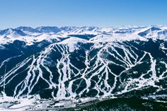 Copper Mountain, CO. Great skiing!