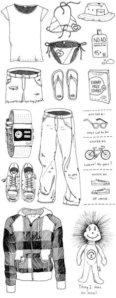 hand-drawn-illustration-outfits