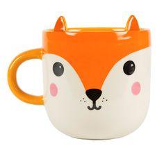 tasse, mug, enfant, renard, sass and belle - Décoration - CLOUDY & SKIOUGH