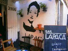 La Paca Bar // Valencia, Spain