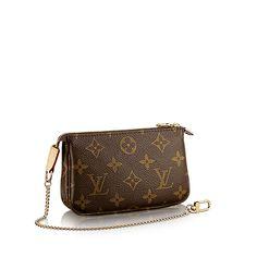 Mini Pochette Accessoires Monogram Canvas Women Handbags | LOUIS VUITTON