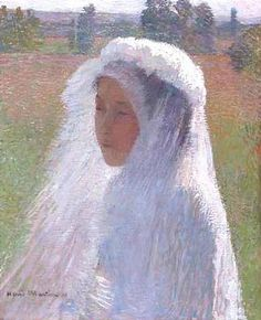 "Henri Jean Guillaume Martin ""First Communion"""